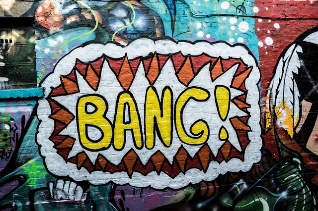Free graffiti art building murals industry crash