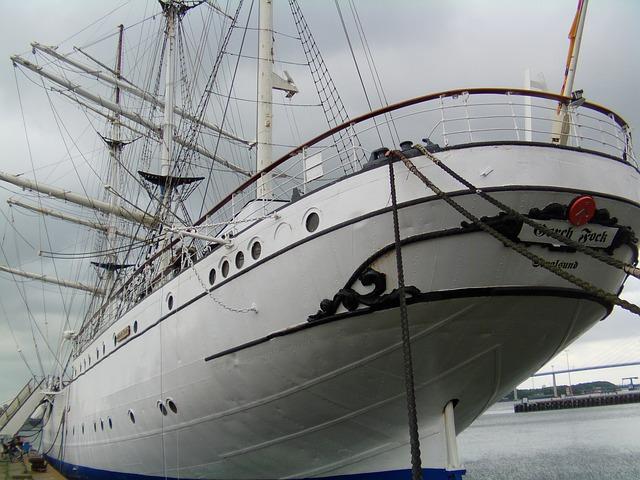 Free stralsund gorch fock baltic sea sailing vessel
