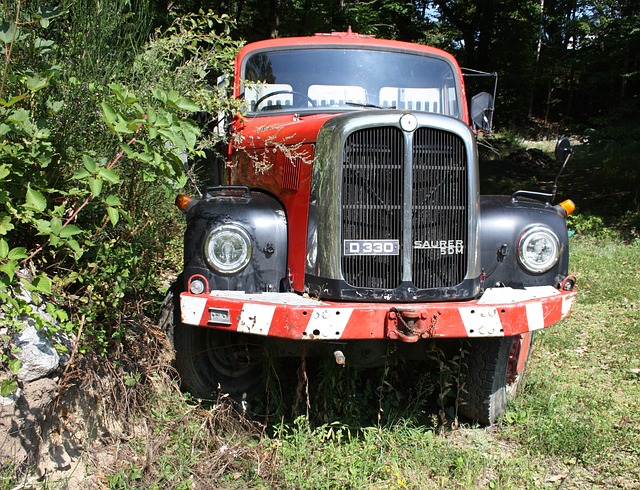 Free truck automotive vehicle oldtimer sour d330 old