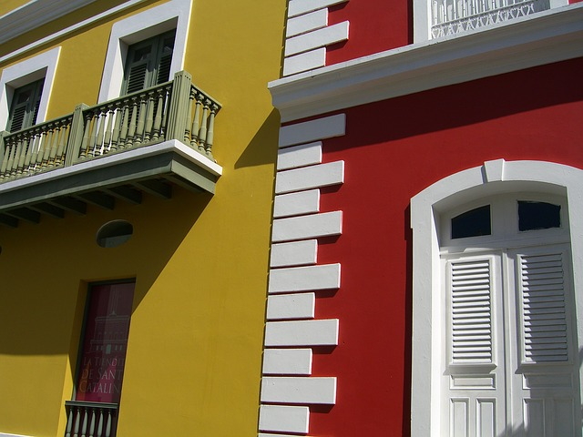 Free puerto rico old san juan architecture doors windows