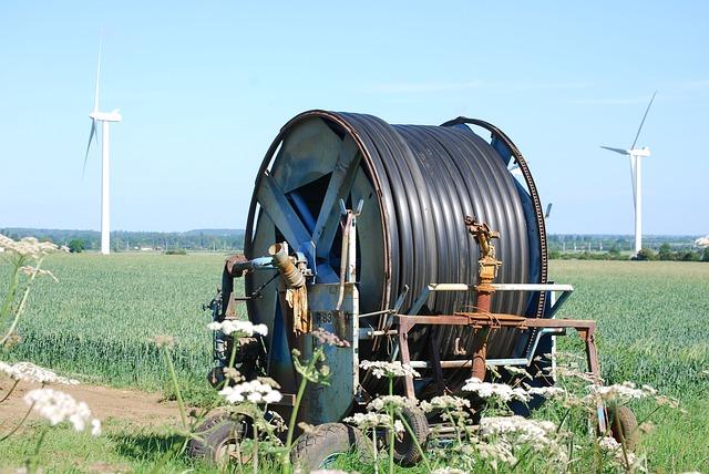 Free flexible tube agricultural equipment farming