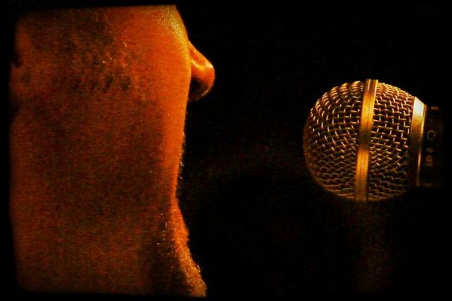 Free singer man microphone musician artists blues