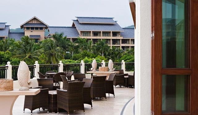 Free hotel restaurant patio outdoor furniture