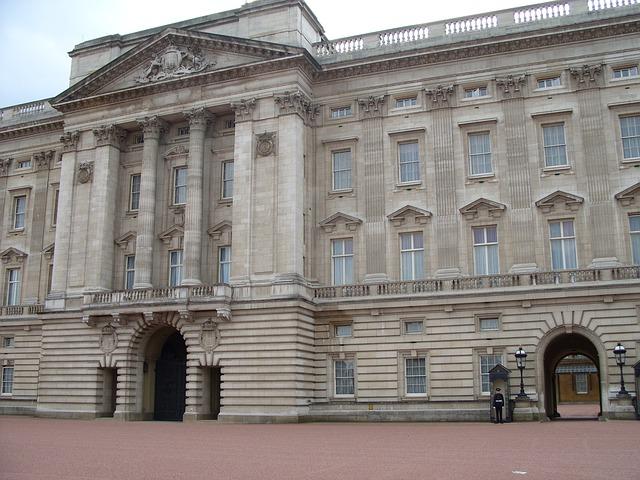 Free buckingham palace england great britain palace