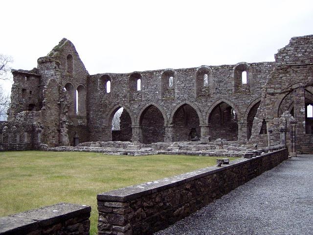 Free castle architecture ruins stone ruin wall ireland