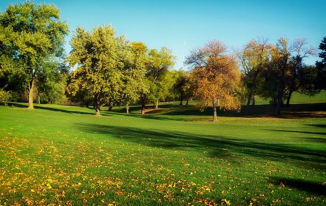 Free omaha nebraska golf course sports fall autumn