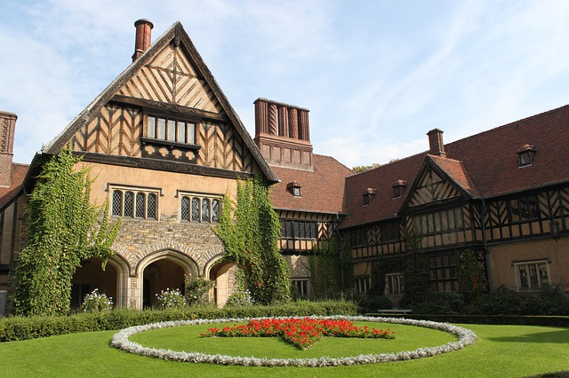 Free potsdam schloss cecilienhof architecture germany