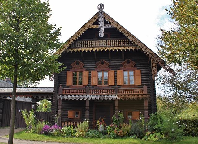 Free potsdam alexandrowka russian colony russians houses