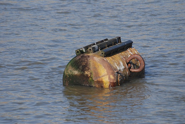 Free Photos: Buoy floating mooring river water container | Steve Bidmead