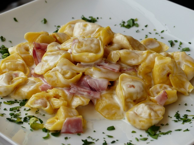 Free tortellini noodles pasta italian eat food