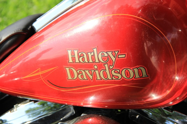 Free harley-davidson engine red machine technique
