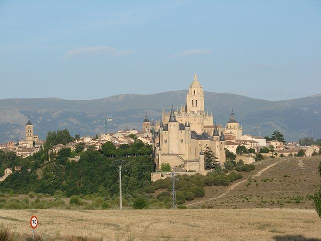 Free segovia heritage cathedral