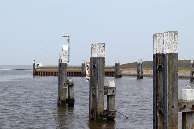 Free mole port investors sea sun north sea tides