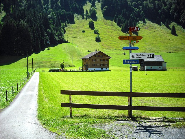 Free engelberg switzerland scenic tourism house
