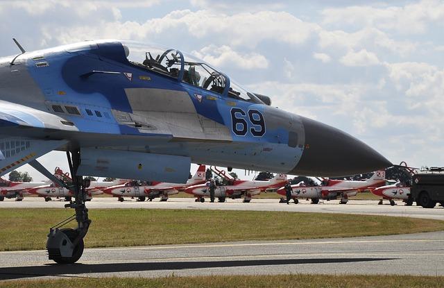 Free the plane su-27 su27 shows airshow landing motors