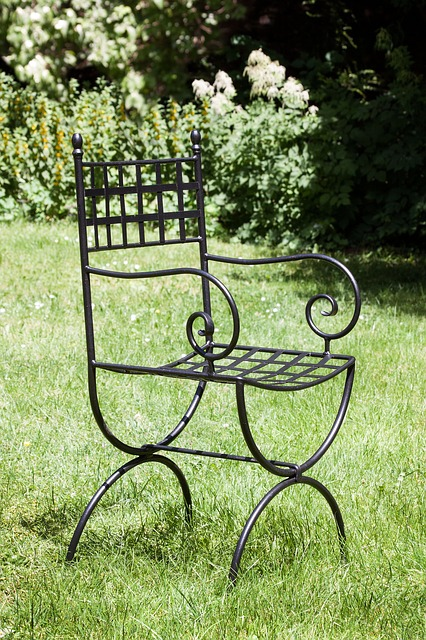 Free garden chair chair design wrought iron old form