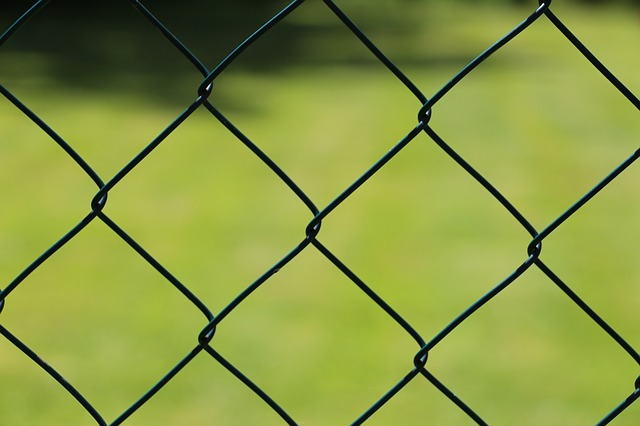 Free wire mesh fence fence wire green braid