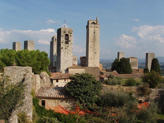 Free tuscany italy church architecture
