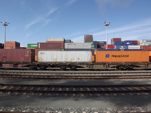 Free freight train freight transport transport of goods