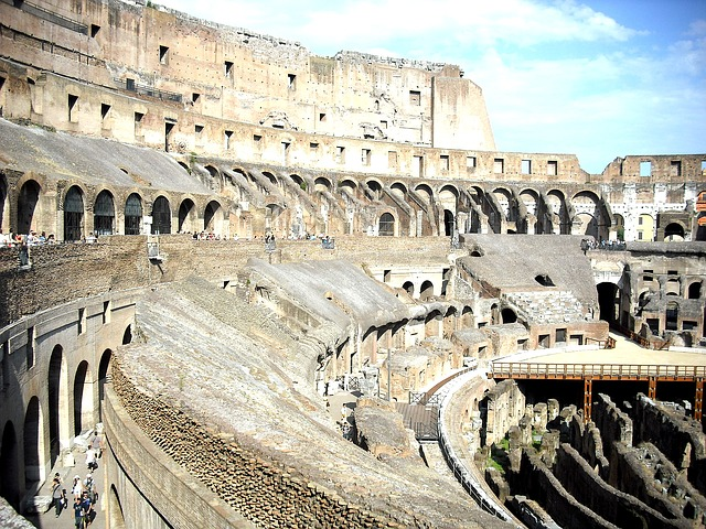 Free coliseum colosseum italy rome historic colisseum