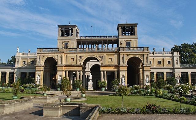 Free potsdam schloss sans souci orangery castle