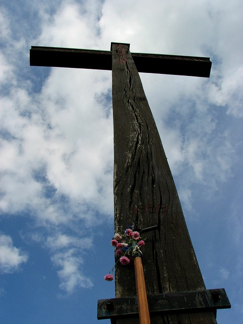Free cross god christ jesus religion christian sky