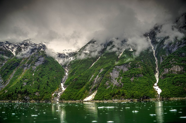 Free Photos: Tracy arm alaska glacier ice mountains snow | Michelle Maria