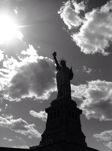 Free statue of liberty usa united states new york ny