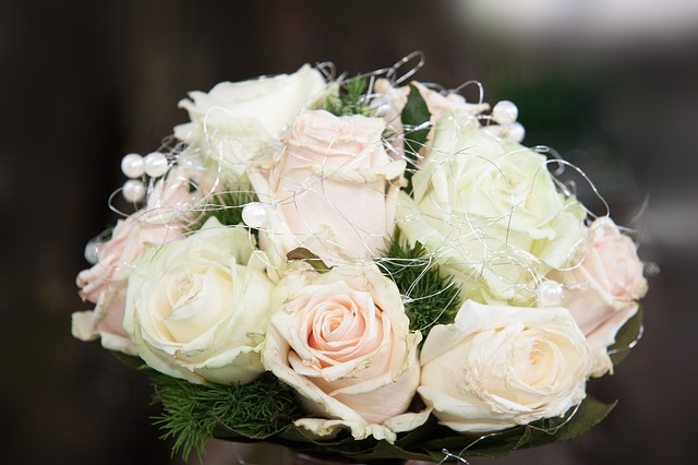 Free bouquet roses wedding bouquet bridal bouquet
