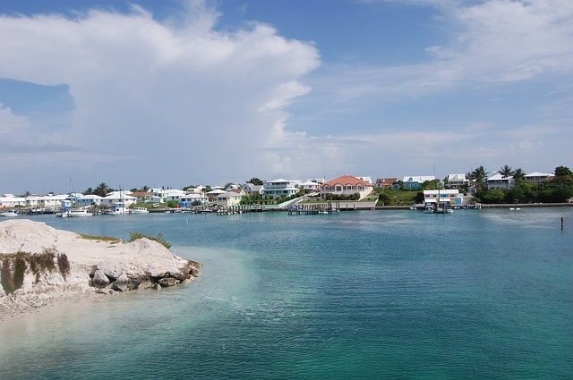 Free spanish wells bahamas island ocean eleuthera sky