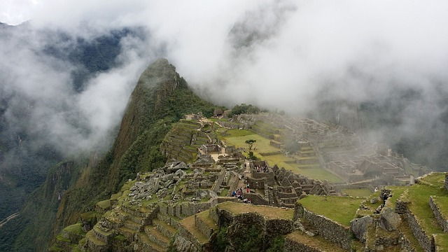 Free cloud fog machu picchu pixar inca all these years