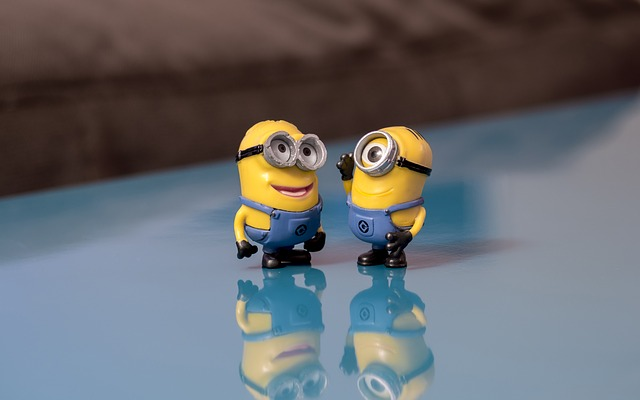 Free minions talking smile conversation happy