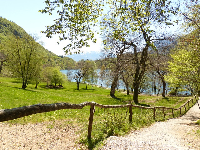 Free away path trail idyll tenno lake see waters