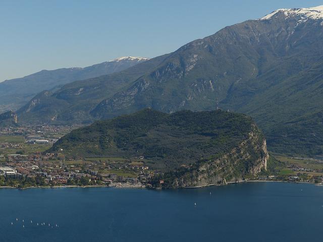 Free monte brione garda mountain italy