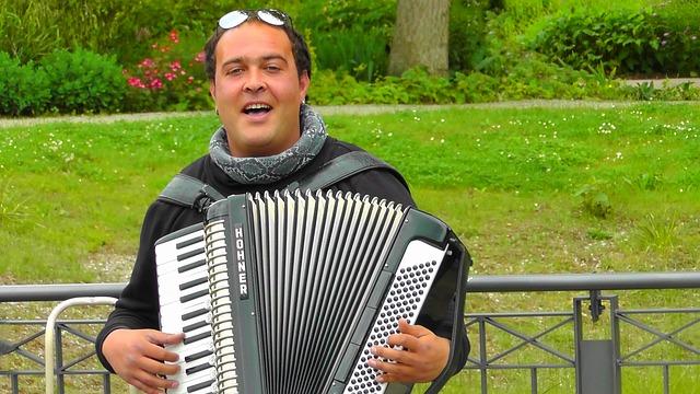 Free accordion player accordion musician music melody