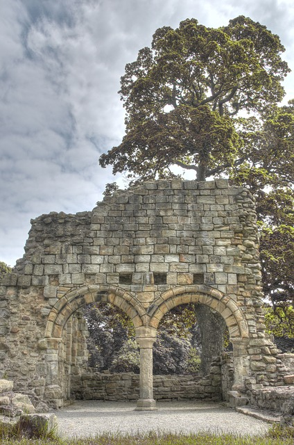 Free holywell abbey historical medieval history historic
