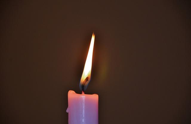 Free Photos: Candles flame christmas arrangement decoration | GLady