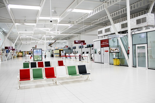 Free airport lublin terminal tickets fly