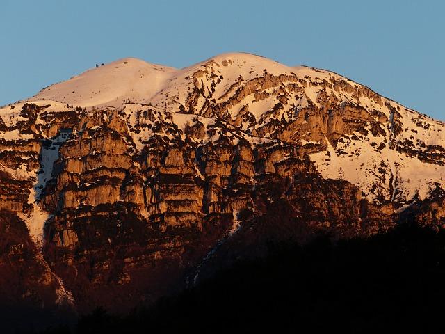 Free alpenglühen monte altissimo monte altissimo di modena