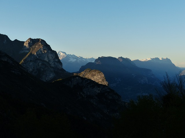 Free mountains garda garda mountains viewpoint