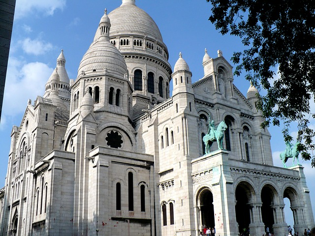 Free paris france art montmartre