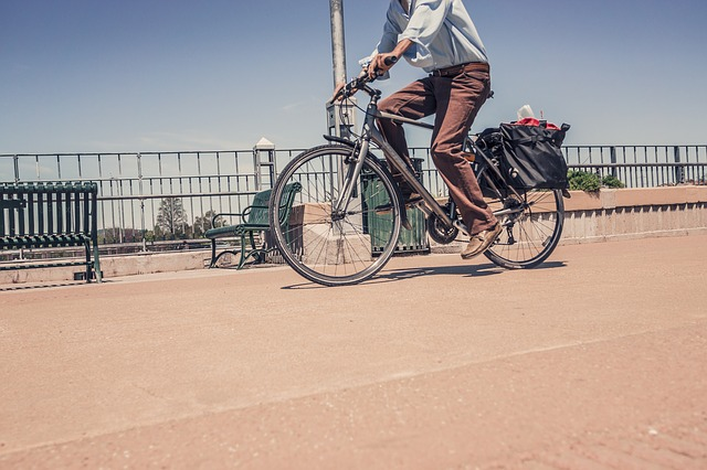 Free bicycle bike riding a bike road traffic biking