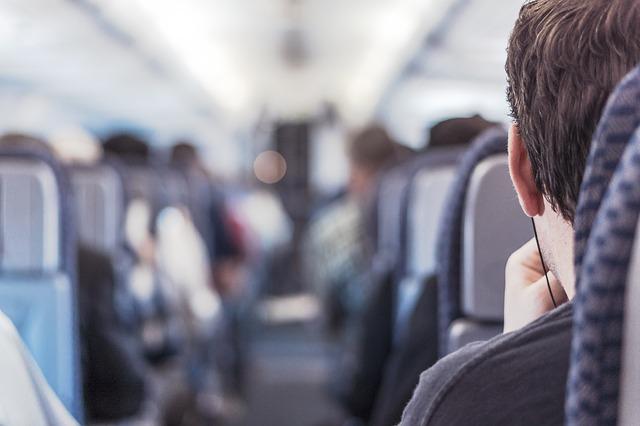 Free passenger airplane passenger train public transport