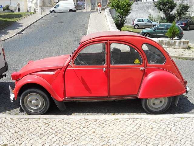 Free citroen rossa auto