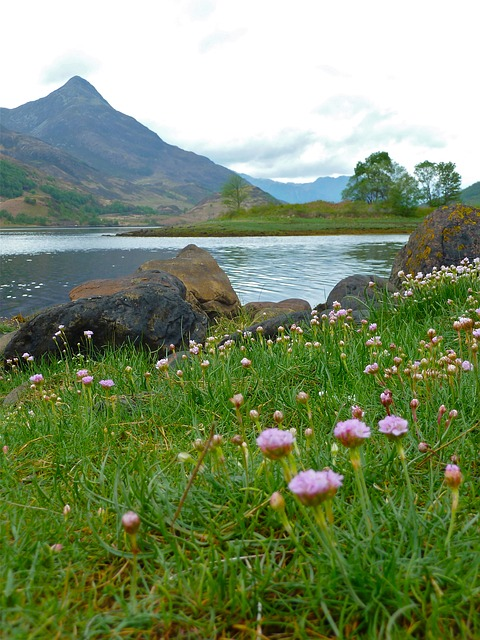 Free glencoe scotland highlands glen coe nature