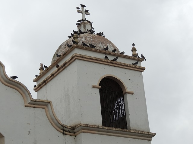 Free church parish dome cathedral architecture