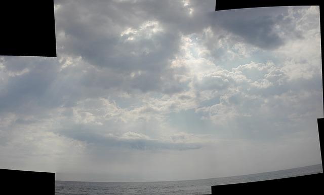 Free panorama clouds sky