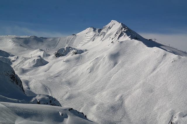 Free ischgl ski area skiing hell top skiers ski resort