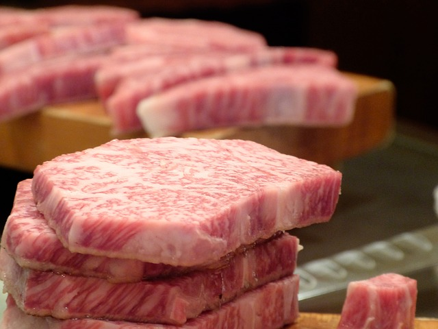 Free meat beef kobe beef raw food japanese