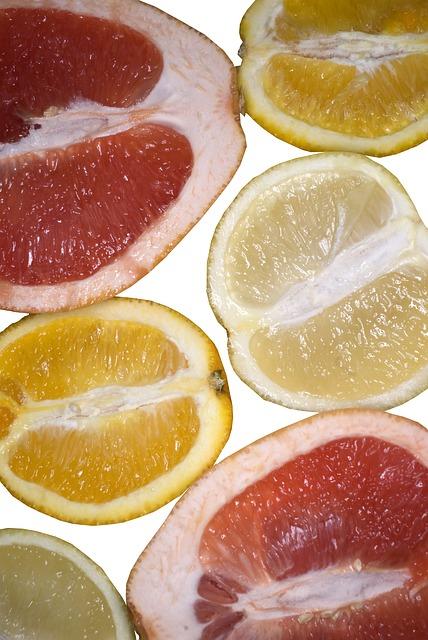 Free orange greip juicy isolated fruity sweet fresh